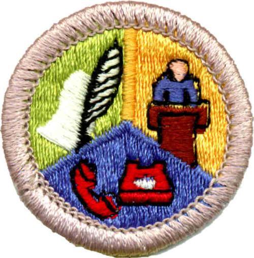 Communications Merit Badge Clinic – Communications Merit Badge Worksheet