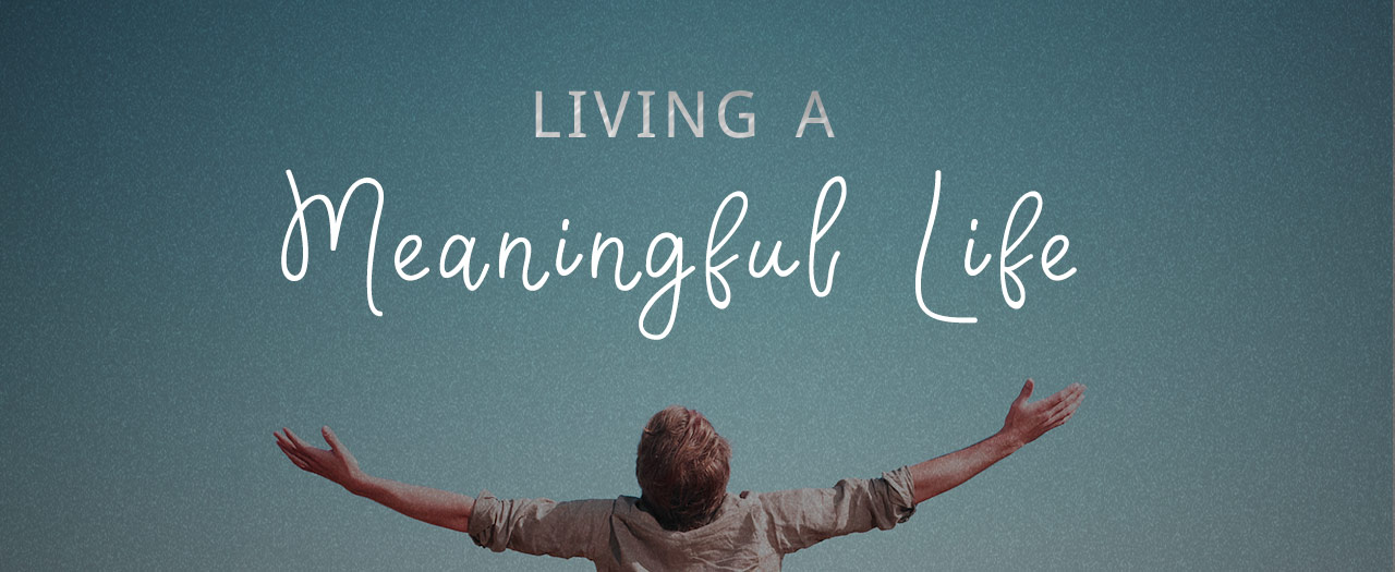 3 Keys to a Meaningful Life   Continuing Education - UW-Fond du Lac